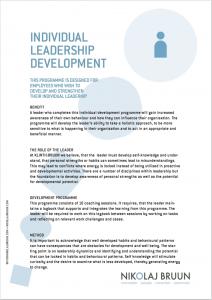 Individual leadership